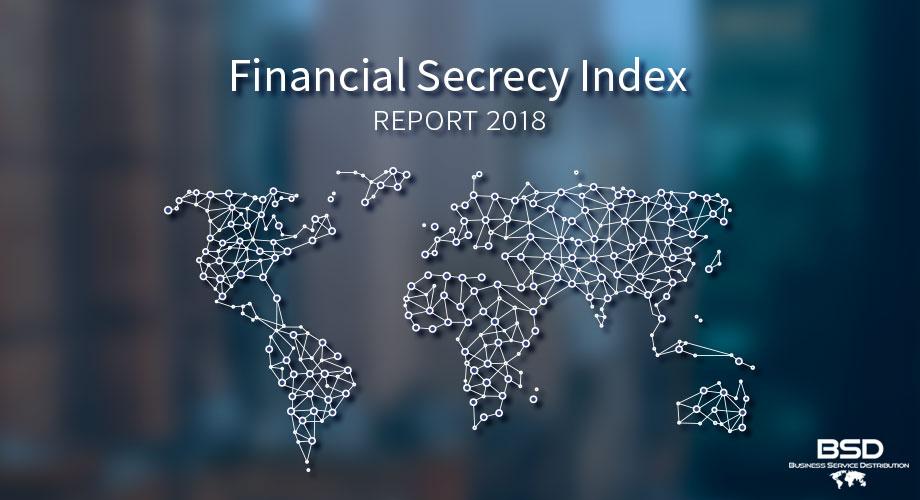 Banche offshore: ecco il report di segretezza 2018