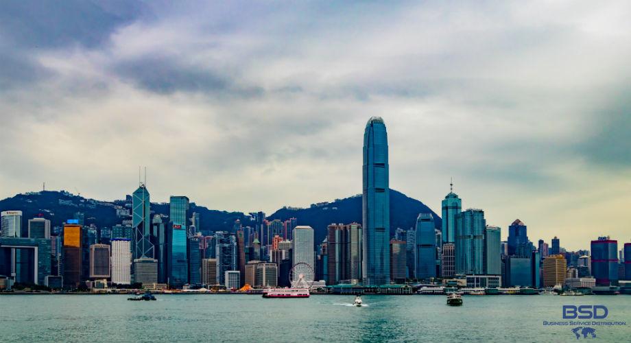 società offshore Hong Kong