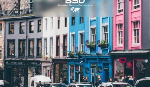 Le società offshore acquistano edifici ad Edimburgo