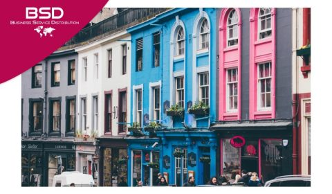 Edimburgo: molti edifici storici appartengono a società offshore
